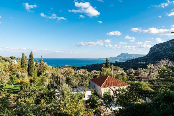 Kreikkalaissaari Evian Antia-nimisessä maalaiskylässä kommunikoidaan yhä viheltäen.