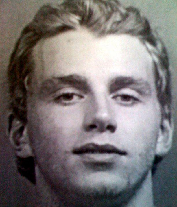 Chicagon poliisin julkaisema kuva Patrick Kanesta.