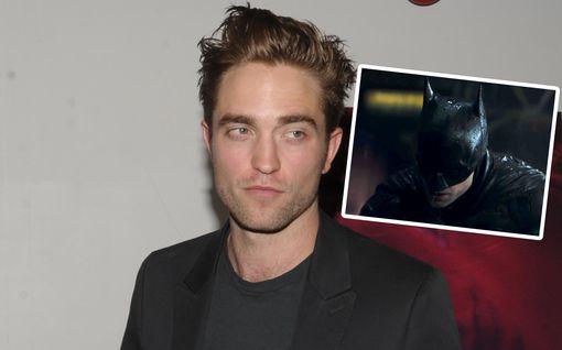 Koronan saanut Robert Pattinson eristäytyi - Batman-stuntmies paiskii töitä kellon ympäri