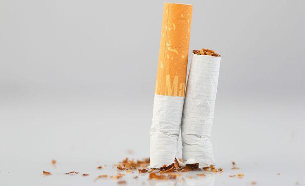 Suomen tavoite on olla savuton vuoteen 2030 mennessä.