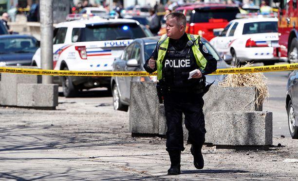 Yliajaja on pidätetty, poliisi ei ole toistaiskesi kertonut hänestä mitään tietoja.