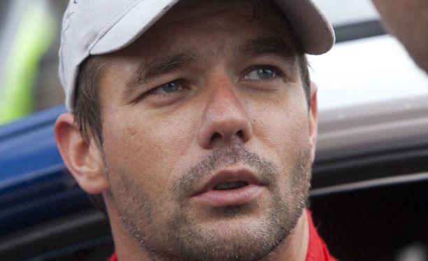 Sebastien Loeb.