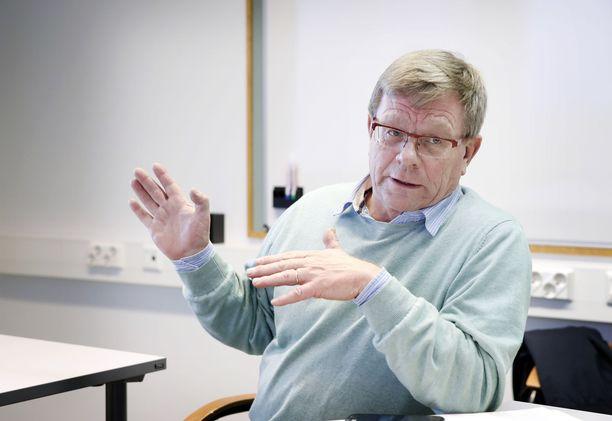 Sakari Aalto määrättiin Ari Saarilammin edunvalvojaksi toukokuussa.