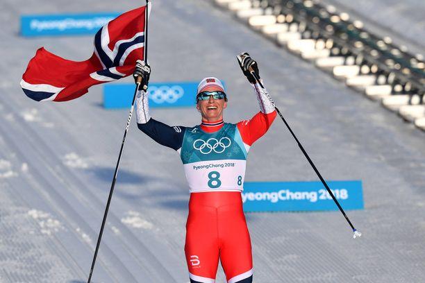 38-vuotias Marit Björgen päättää menestyksekkään uransa. Hän saavutti kahdeksan olympiakultaa, joista kuusi on henkilökohtaisia.