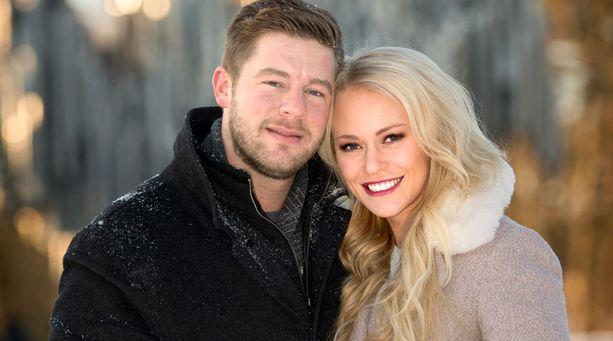 Krista tapasi Kevinin lomamatkallaan Yhdysvaltoihin syksyllä 2014.