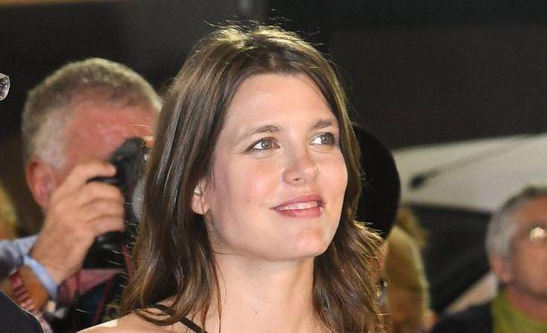 Ratsastuspiireissä viihtyvä Monacon Charlotte Casiraghi odottaa toista lastaan.