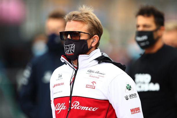 Kimi Räikkönen täyttää 41 vuotta.