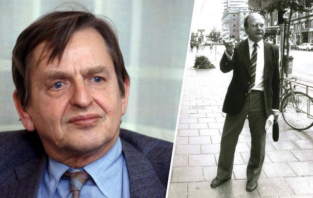 Stig Engström (oik.) on jälleen liitetty Olof Palmen murhaan.