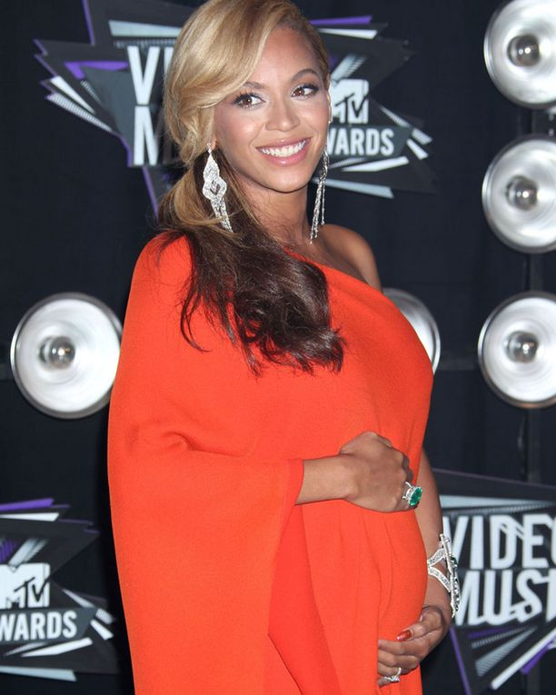 Beyonce julkisti raskautensa viime viikolla MTV Music Video Awards -gaalassa.