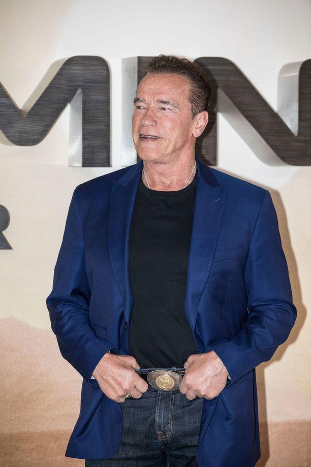 Arnold Schwarzenegger palaa Terminator-elokuvasarjaan. Ensimmäisen Terminaattorinsa hän teki yli 35 vuotta sitten.