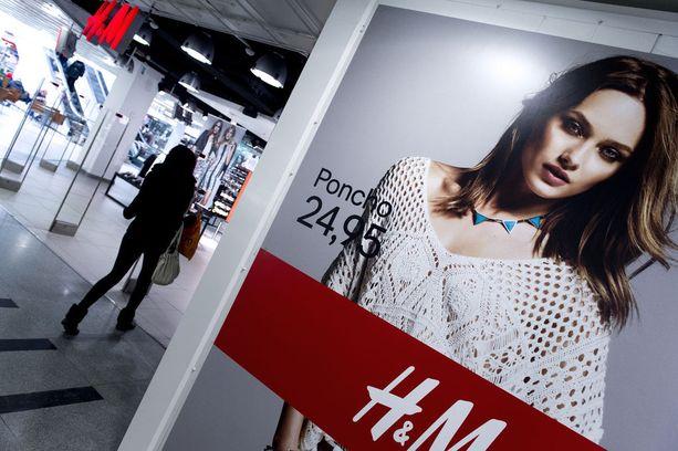 H&M tulos ja pörssikurssi ovat olleet paineessa.