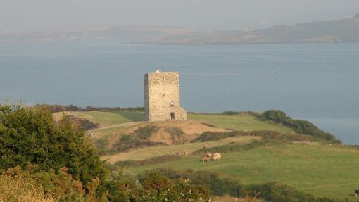 Ilon tornille löytyy vastine Irlannista.