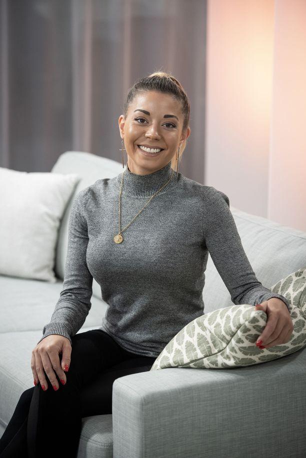 Amanda Harmiko on nähty monissa tosi-tv-ohjelmissa.