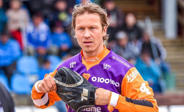 Toni Kohonen lukkaroi Sotkamolle voiton.