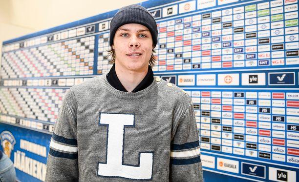 Miro Heiskaselta odotetaan paljon olympiakaukalossa.