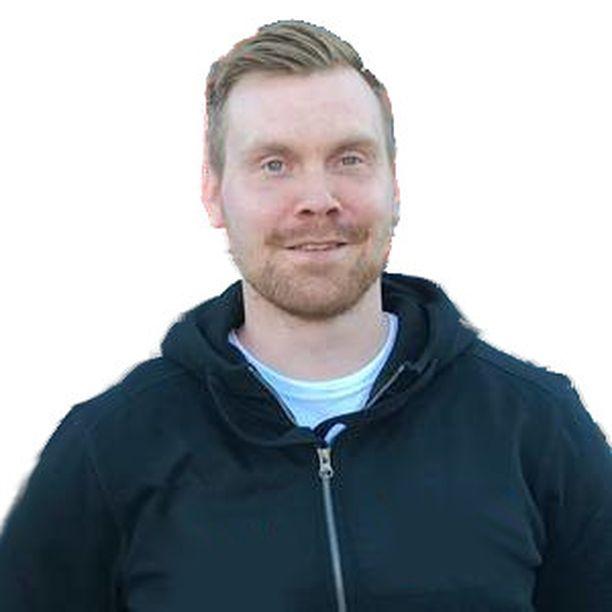 Kuvan Juho-Pekka Salmi katosi aamuyöllä 7. marraskuuta.