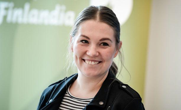 Sanna Mander voitti Finlandia-palkinnon kirjallaan Avain hukassa.