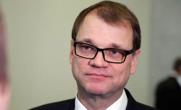 Pääministeri Juha Sipilä kertoi käyttävänsä Koivistolta tutuksi tulleita lausahduksia itsekin.