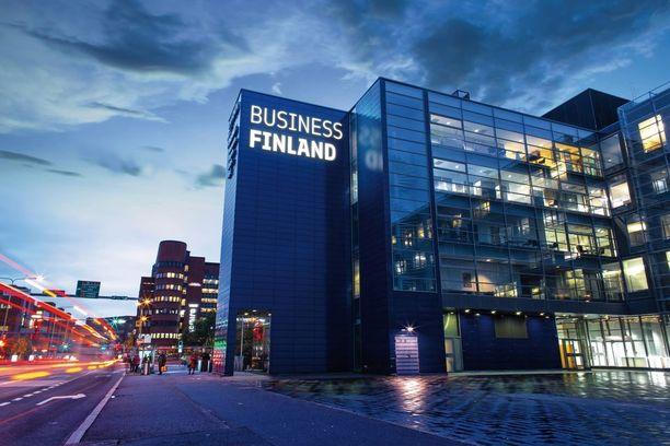 Business Finlandin pääkonttori sijaitsee Helsingin Ruoholahdessa.