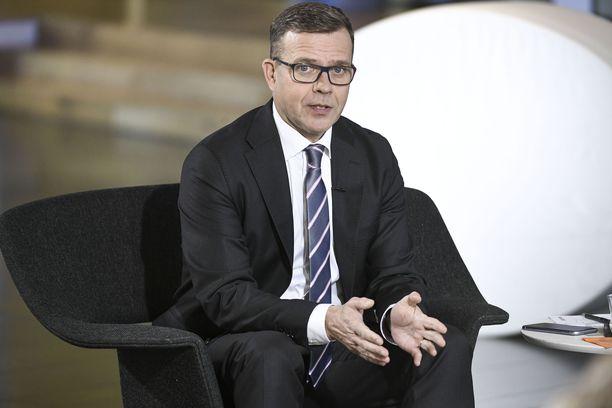 Petteri Orpon johtama kokoomus porrastaisi ansiosidonnaisen työttömyysturvan.