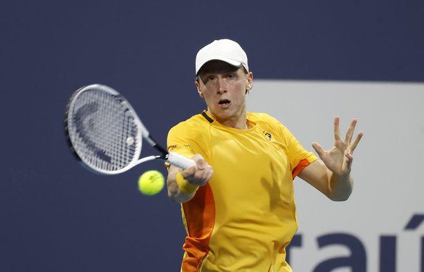 Emil Ruusuvuori otti komean päänahan Miamin ATP-turnauksessa.