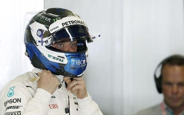 Valtteri Bottas piti Espanjan GP:n loppuhetkillä päänsä kylmänä ja suoritti tallinsa antaman tehtävän mestarillisesti.