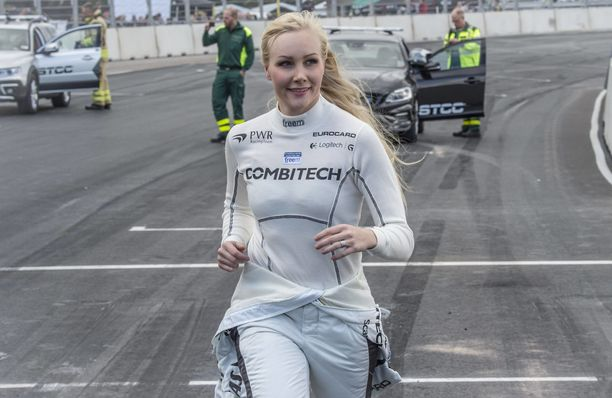 Emma Kimiläinen on yksi W Seriesin historiaa tekevistä kuljettajista.