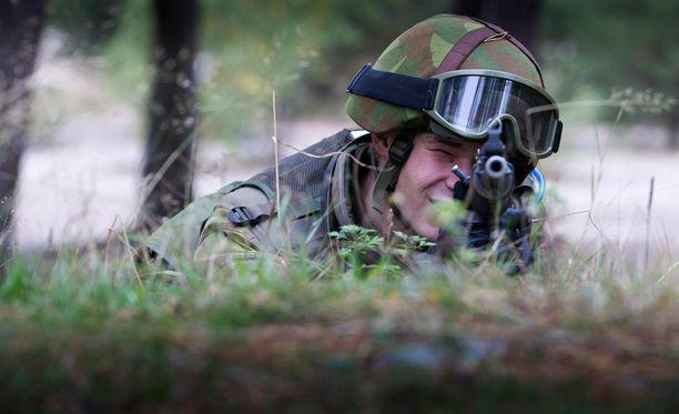 Kyseessä on Puolustusvoimien suurin harjoitus tänä vuonna.