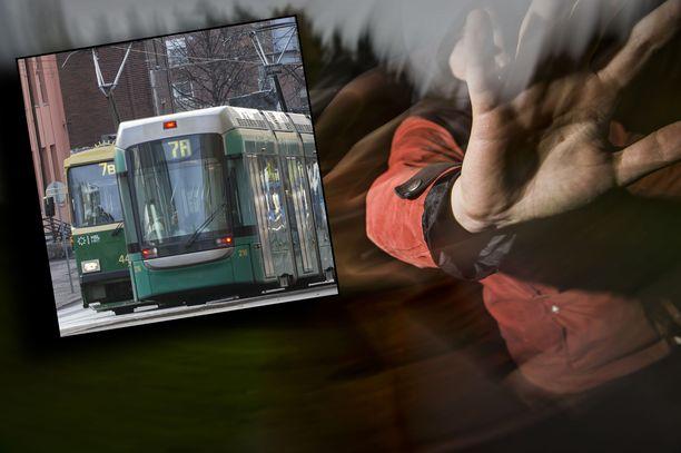 Viharikoksia ilmeni suurista kaupungista eniten Helsingissä. Kuvituskuvat.