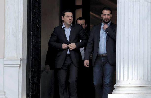 Kreikan uusi pääministeri Alexis Tsipras asettui EU:n Venäjä-politiikkaa vastaan.
