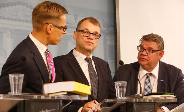 """Ulkoministeri korostaa, että sopimuksen kuoppaamisesta on olemassa """"vain lehden uutinen""""."""