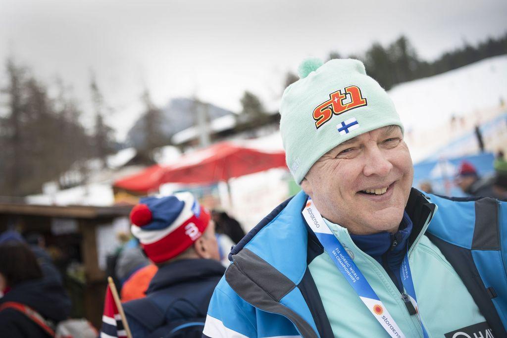 Reijo Jylhä, 58, osallistui raastavaan hiihtokisaan - hiihti 60 kilometriä vakuuttavaan aikaan!