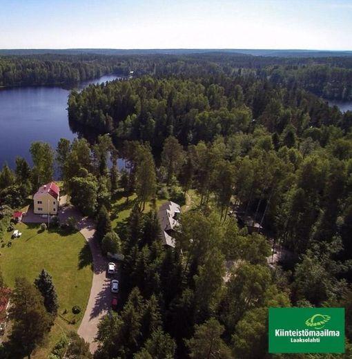 Siikajärven maisemia Espoossa.