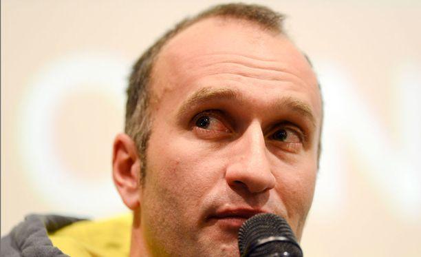 Gerhard Urain on Fischerin suksitallin päällikkö.