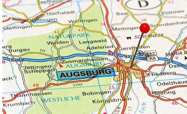 Augsburgista löytyy sangen erikoinen kylä.