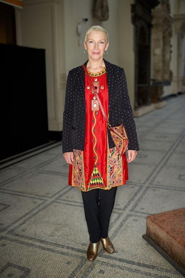 Aberdeenissa Skotlannissa syntynyt Annie Lennox jatkaa yliopiston tehtävää yleisen hyvän edistäjänä.
