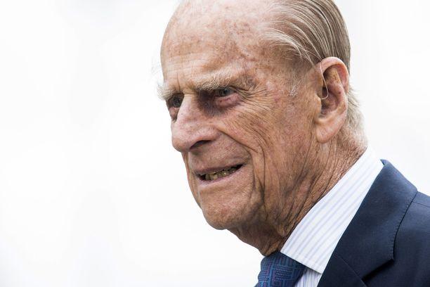 Prinssi Philip joutui sairaalaan tulehduksen vuoksi.