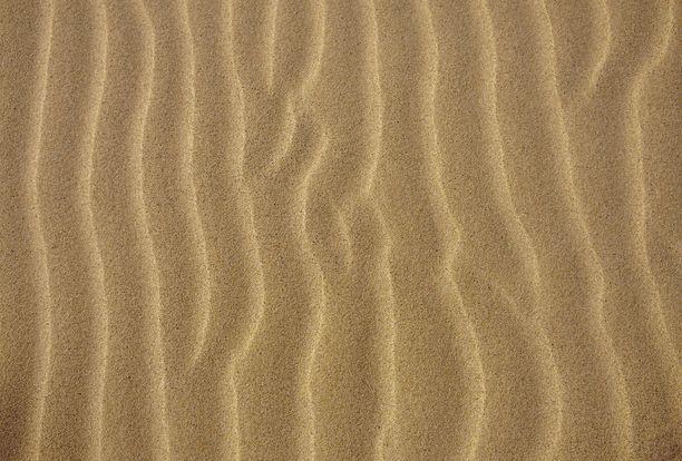 Porto Santolta löytyy upea kilometrien mittainen hiekkaranta.