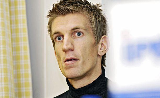 Jarkko Nieminen ei pelaa Talissa.