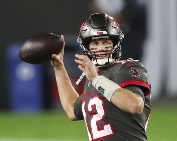 Tom Bradyn tähdittämä Tampa Bay Buccaneers taistelee viikonloppuna Super Bowlista.
