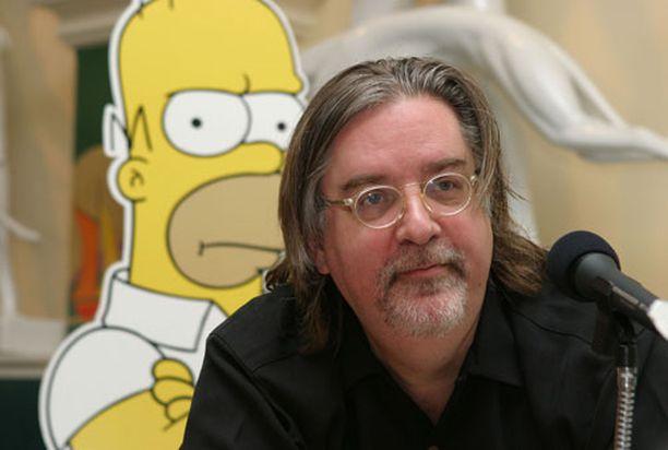Matt Groening paljasti varjellun salaisuuden.