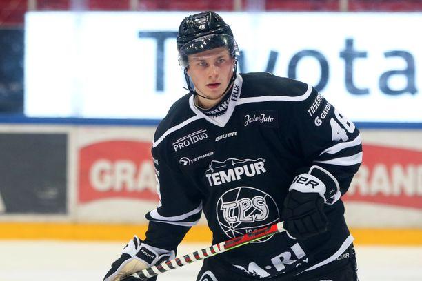Viime kaudella Liigan maalipörssissä kolmanneksi sijoittunut TPS-hyökkääjä Lauri Pajuniemi alkaa päästä vauhtiin alkukauden loukkaantumisensa jälkeen.