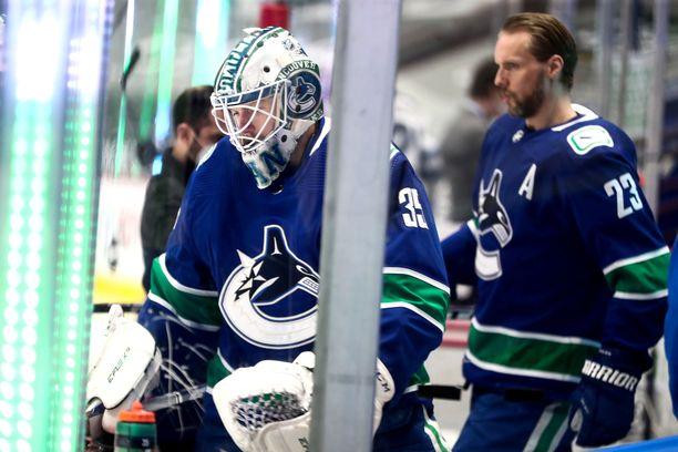 Vancouver Canucksin otteluita siirretään eteenpäin. Jo 17 pelaajaa on saanut koronatartunnan.