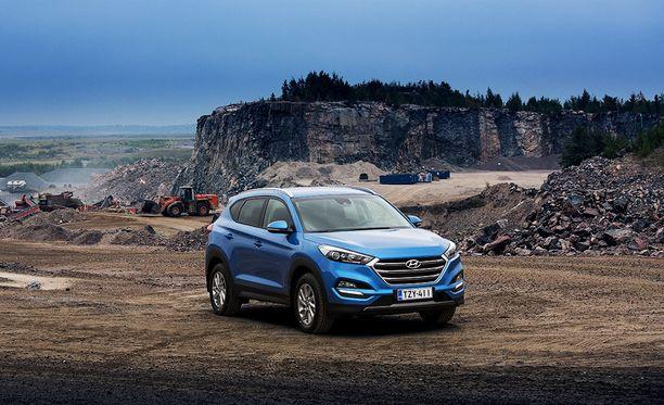 Tucsonin myynti on kasvanut Suomessa kuluneen vuoden aikana 85,9% mallin edeltäjään ix35:een verrattuna viime vuoden vastaavana ajanjaksona.