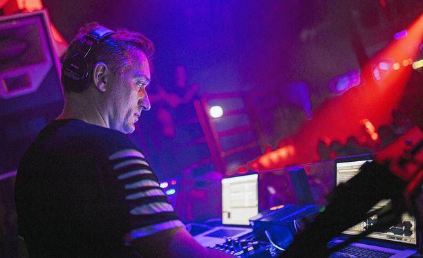 Paul van Dyk esiintyy Helsingissä viikonloppuna.