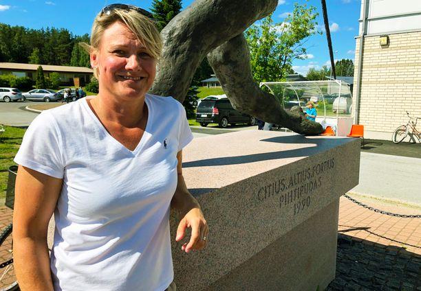 Jyväskylässä asuva olympiavoittaja Heli Rantanen, 49, palasi keihäänheiton pariin lähes 20 vuoden tauon jälkeen.