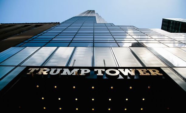 Trump Tower New Yorkissa.