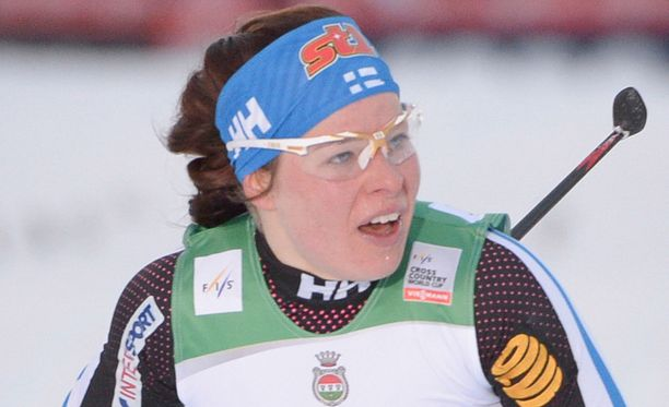 Krista Pärmäkoski onnistui hienosti maailmancupin sprinttikisassa.