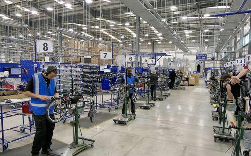 Brexit voi poikia Uudenkaupungin autotehtaalle lisää hyvää - Kun Britannia menettää brexitissä, muut EU-maat korjaavat hyödyt