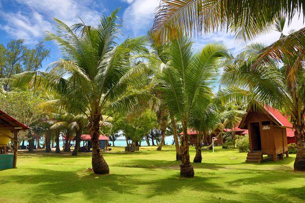 Palau on pysynyt suojassa koronaviruspandemialta haastavien kulkuyhteyksiensä takia.